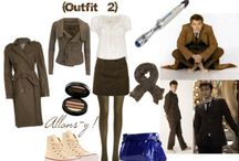 Outfit - Dr.Who