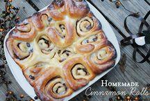 Baking / Cinnamon Buns