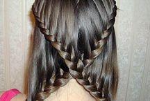 Hair / by heather elliott