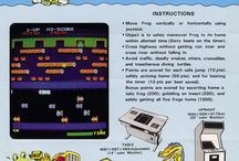 Vintage Frogger arcade game! Sega's first hit from 1981 / Guide Frogger home in 60 beats of the clock or less. But don't drown, get hit by a car, or eaten by a slimy creature! Frogger was developed by Gremlin Industries (later to become Sega) in 1981 and became one of the company's first arcade hits to be played in bars, arcades, and pizza joints across America. Like most of our classics this cabinet features new cabinet graphics, trim, and refurbished cabinet hardware and electronics.