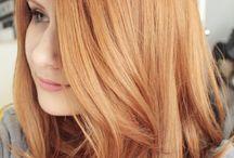 Copper/strawberry blonde