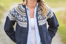 Knits / Cardigans, pullovers ....