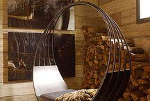 Favorite Seating / Art Deco Tib Chair