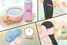 Corpo e cabelo .body and hair beauty  / tratamentos para cabelo e corpo