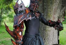 Costumes - Armour / by Jacqui Vriens