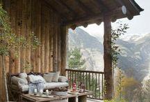 Annette's hideaways / hideaway,tree house,bolt hole, retreat,weekend house,garden building
