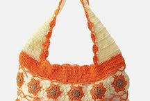 Crochet Purses and Handbags / by Heather Mullins