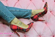 Stiletto / Topuklu ayakkabı