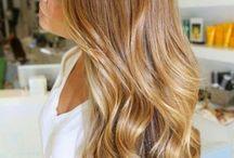 Hair❣ / Hair styles that I love♡
