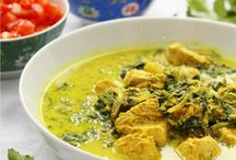 Curry/Asian/Oriental Recipes