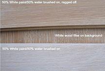 deck floor colour