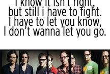 Weezer Tickets! / by Felicia Faulkner