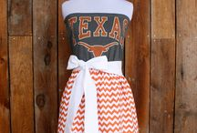 Texas Longhorns  / by Jessica