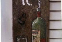 hout beschilderen