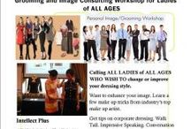 Image Consulting /  Ladies Of All Ages Who Wish To Change Or Improve Your Dressing style. get tips on corporate dressing,walk talk,impressive speaking,conservation starters and more Call me at: 9007033004.