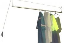 Garderobe oppheisbar