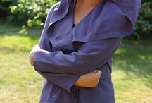 Vintage jackets, blazers, coats