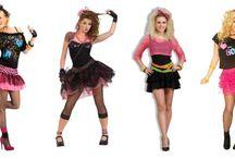 80's Fashion/Costumes