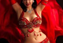 BELLY DANCERS WORK OUT / good work out for your body / by berdina burns