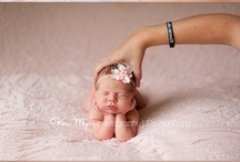 Newborn Inspiration / by Tracy W