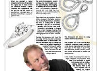 Robert Cliff in The Media / A collection of Robert Cliff's articles and media exposure as an international master jewellery designer
