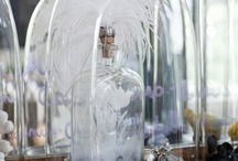 life under a glass bell jar / by Béatrice Schlegel