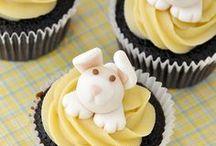 Coberturas para Cupcake