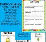 4th grade internship ideas / My first year teaching / by Mariajose Zaugg