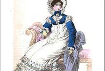 Fashion Plates and Portraits: 1810-1819