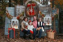 Mini Christmas session themes / by Heather Minger