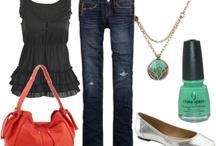 Fashion inspiration / by Amy Jordan
