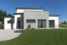 Nos réalisations / Quelques exemples de maisons CTA Construction