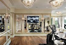 House Ideas- Workout Room