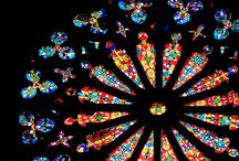 I love Stained glass