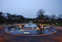 Ornamental Garden Ponds / Inspirational ideas for ornamental/formal garden ponds