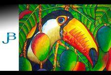 ! Silk Painting demo
