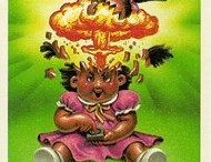 Garbage Pail Kids / I've collected these most of my life. There were years I couldn't find any so I'm missing some. I'm always on the hunt for the ones I need! / by Skott Jimenez