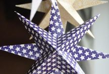 DIY Paper - Stars - Angel ++