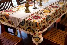 Ethnic Colorful Décor / Ethnic Coloful Decor : Some inspiring vintage and moderm Home Decoration