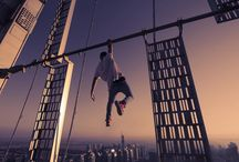 Parkour/ acrobats