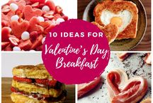 Valentine's Day Inspired Food