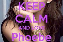 <3 Keep calm: Phoebe Tonkin <3 / Este tablero lo he creado para tener todos los Keep calms de  Phoebe Tonkin :)