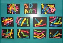 Art en volum a l'escola