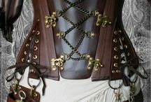 Others SteamPunk Clothing / ...Something that might match with Bard & Jester´s accessories...