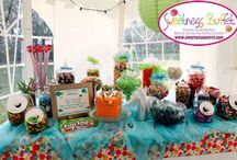 Candy/Dessert Bars / by LaKisha Joy Smith