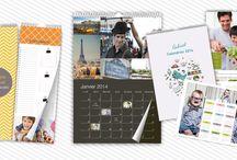 Objets cadeaux & Calendriers / Des idées de cadeaux-photos : 100% personnalisables et pour toutes les occasions ! Photo gifts ideas to be personalised