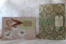 Provo Craft Cuttlebug / Scrapbooking and Cards Ideas using Provo Craft Cuttlebug embossing folders.