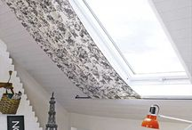 Velux window treatments
