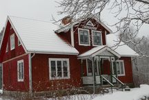 Swedish house / My old house in sweden