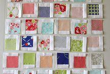 mini charm squares
